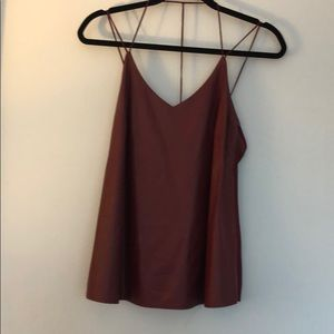 Sexy Back Red Tank